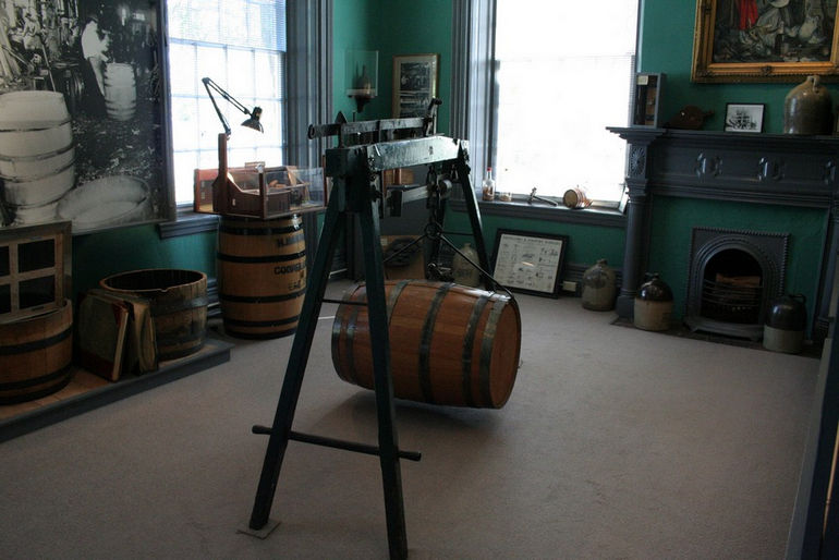 Музей виски Оскара Геца