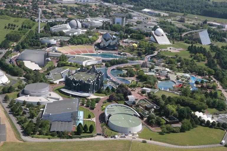 Prise de vue aérienne juin 2009