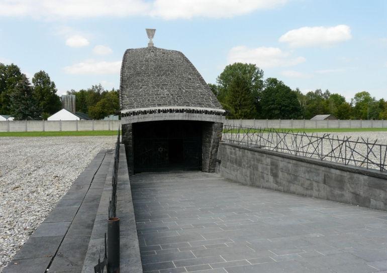 Дахау концлагерь (Германия)
