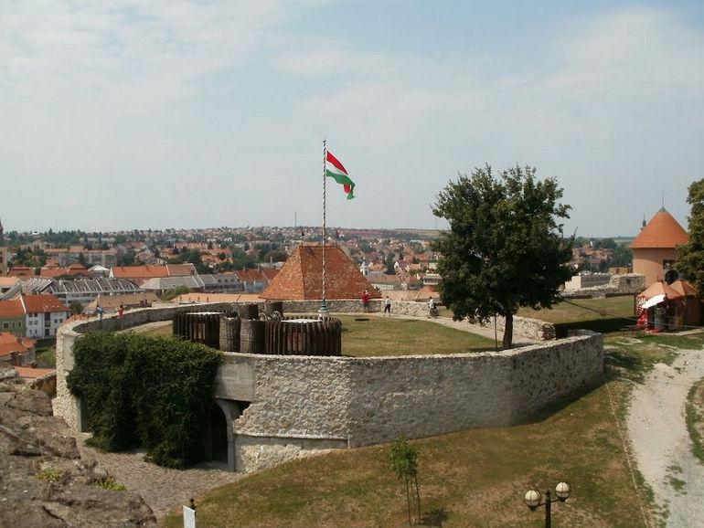 Крепость Эгер
