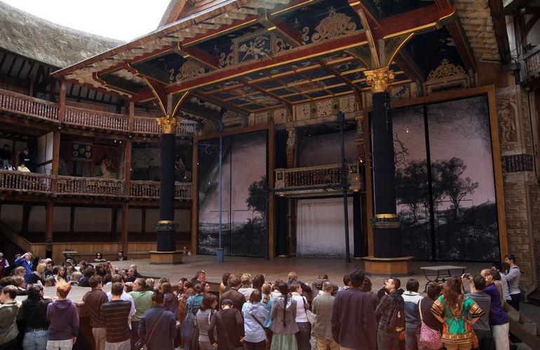 At-Shakespeares-Globe-Theatre