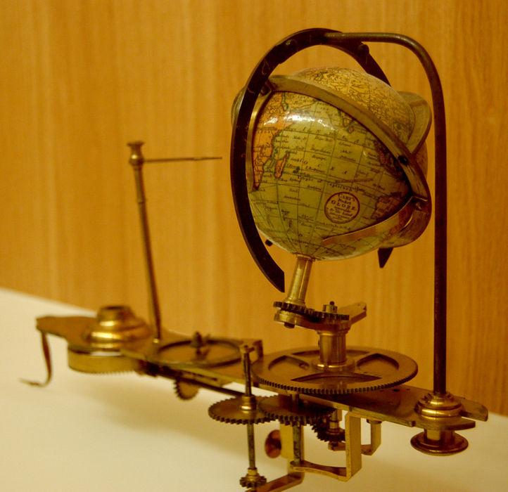 Музей глобусов в Вене (Австрия)