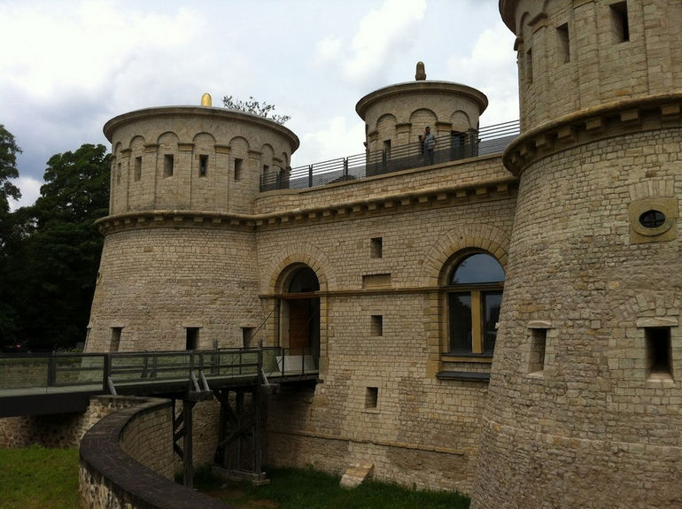 Крепость Люксембург