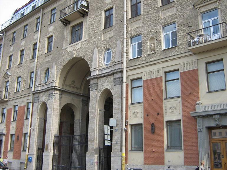 Tolstovskii-dom