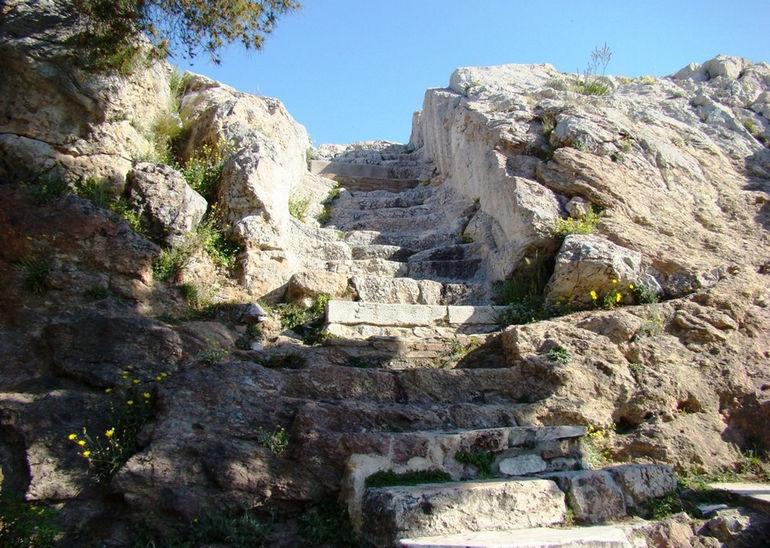 Ареопаг в Афинах