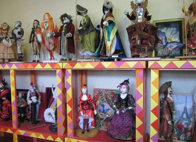 Музей кукол в Санкт-Петербурге
