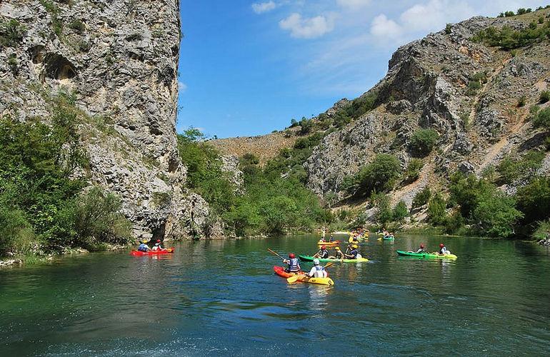 река Зрманя, Хорватия
