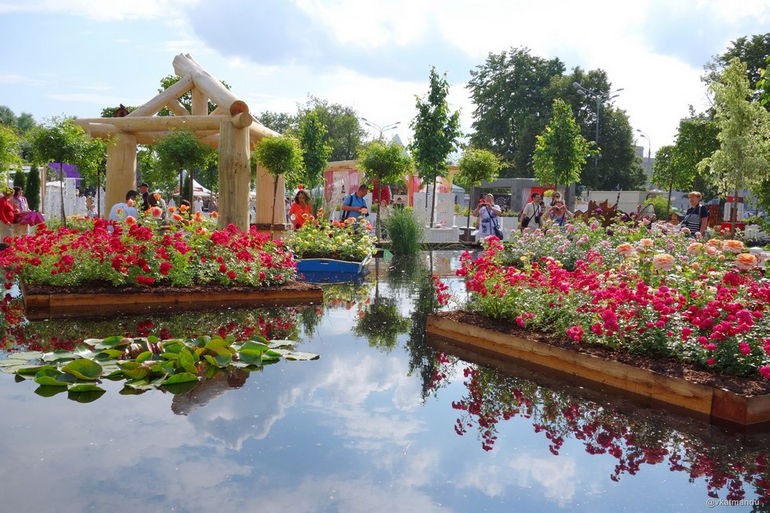 Moscow Flower Show