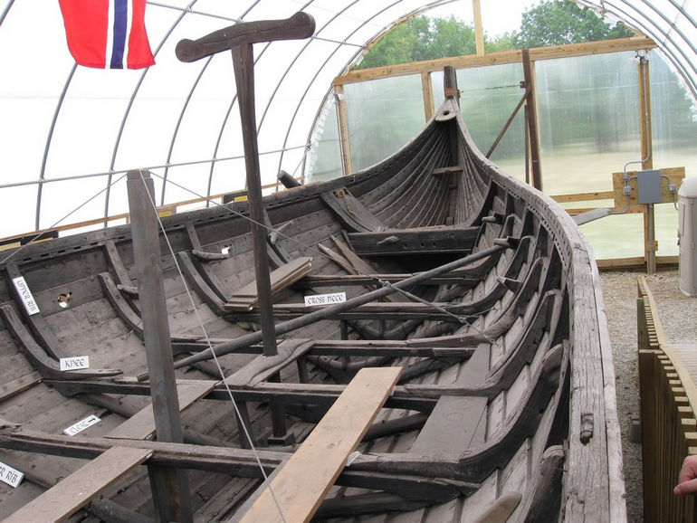 1893 Worlds Fair Viking Ship (5)