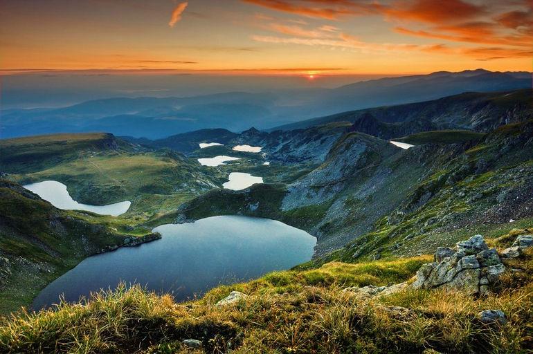 Рильские озера