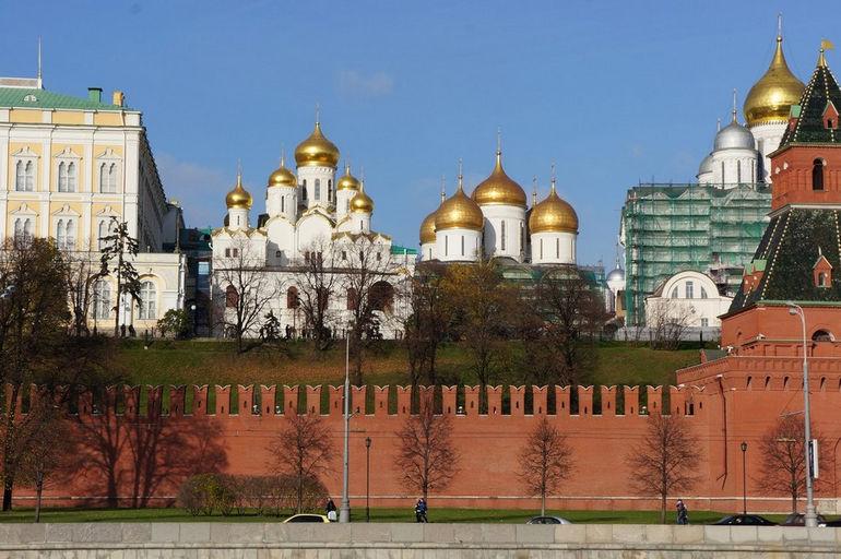 Благовещенский собор в Москве (Россия)