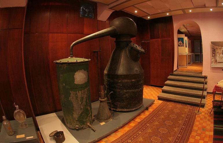 Музей Розы в Казанлыке (Болгария)