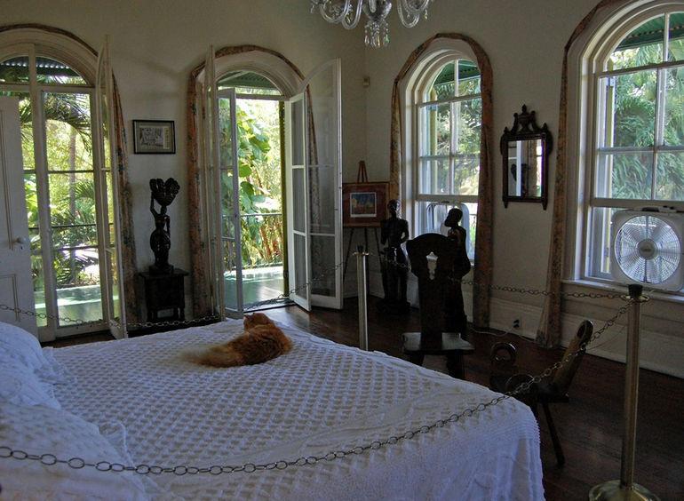 Дом-музей Эрнеста Хэмингуэя