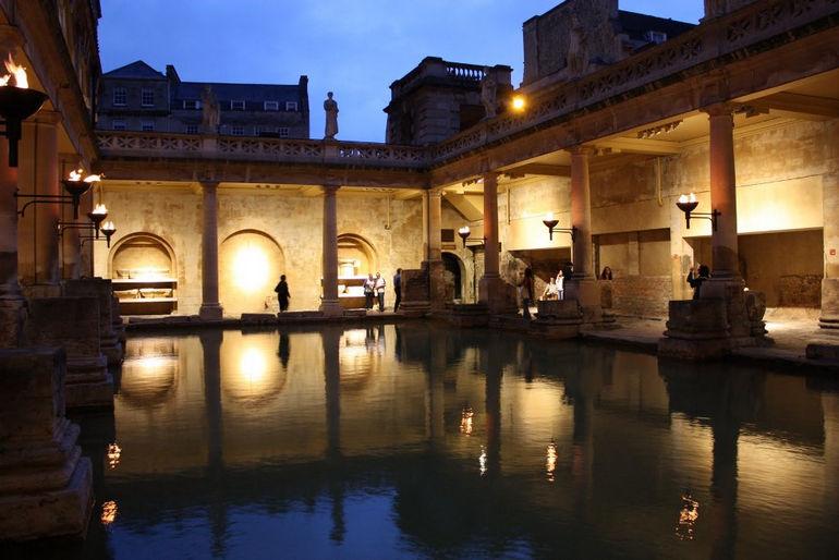 Римские термы в Бате