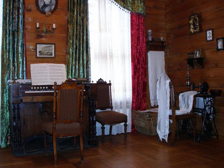 Дом Мейерхольда в Пензе (Россия)