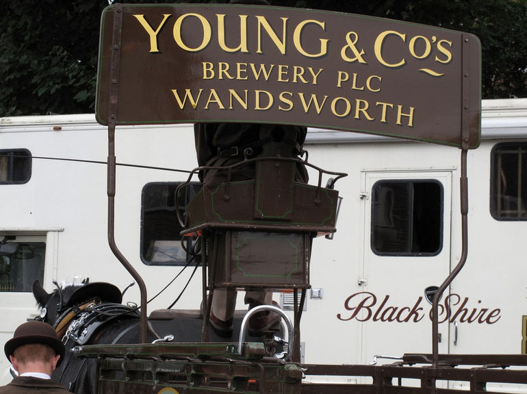 Young's & Co Ram Brewery
