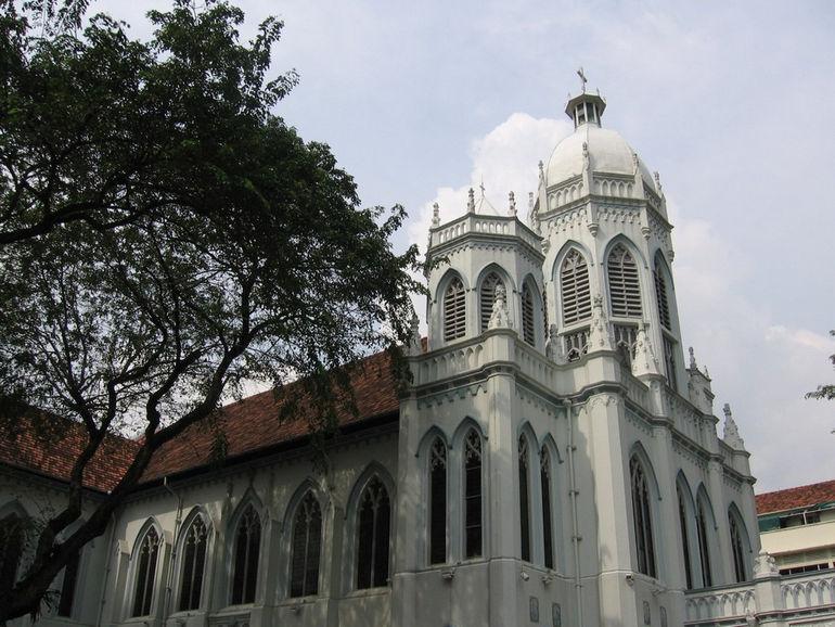 Церковь Святого Иосифа в Сингапуре