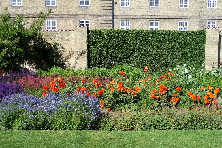 Kongens_Have_-_perennial_flower_beds