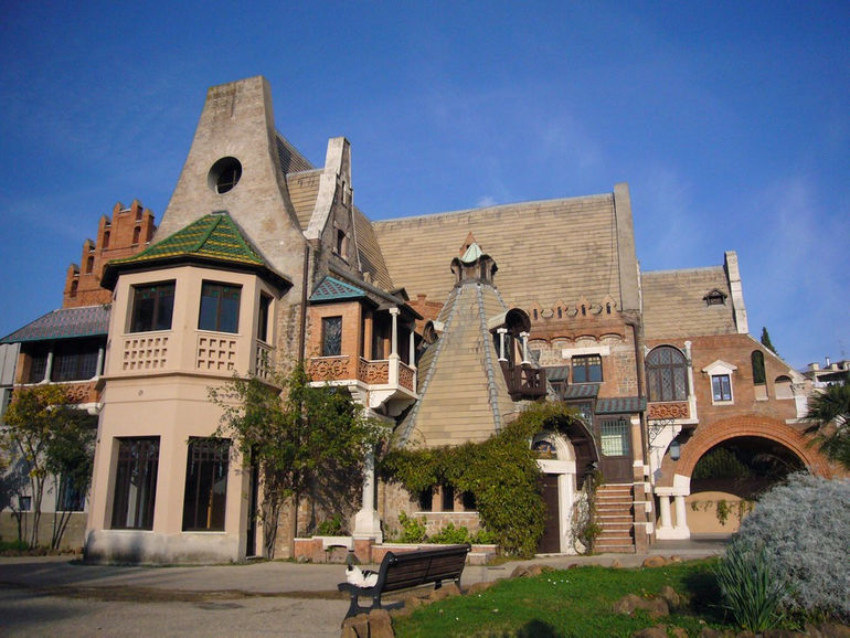 Музей-павильон Казина-делле-Чиветте