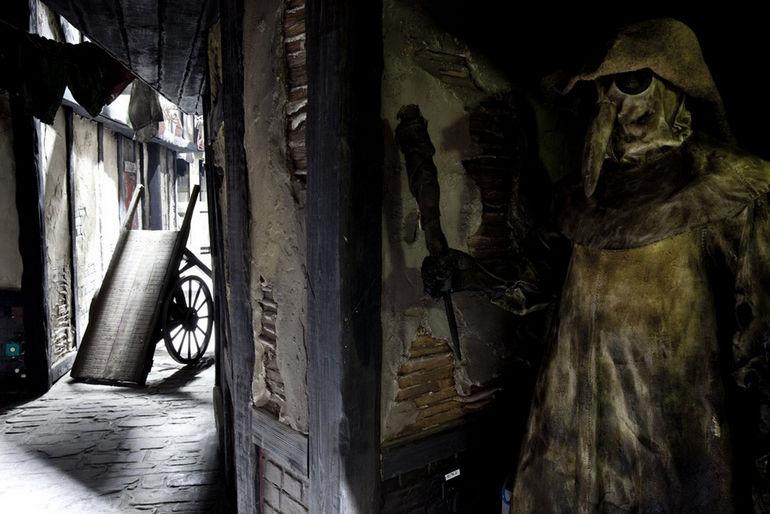 Лондонский Музей ужасов (Великобритания)