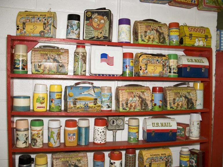 Музей коробок для ланча