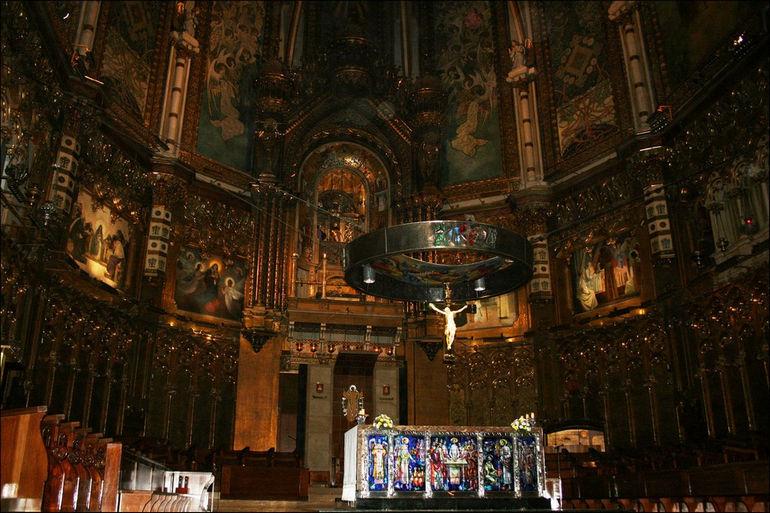 Montserrat-Basilica