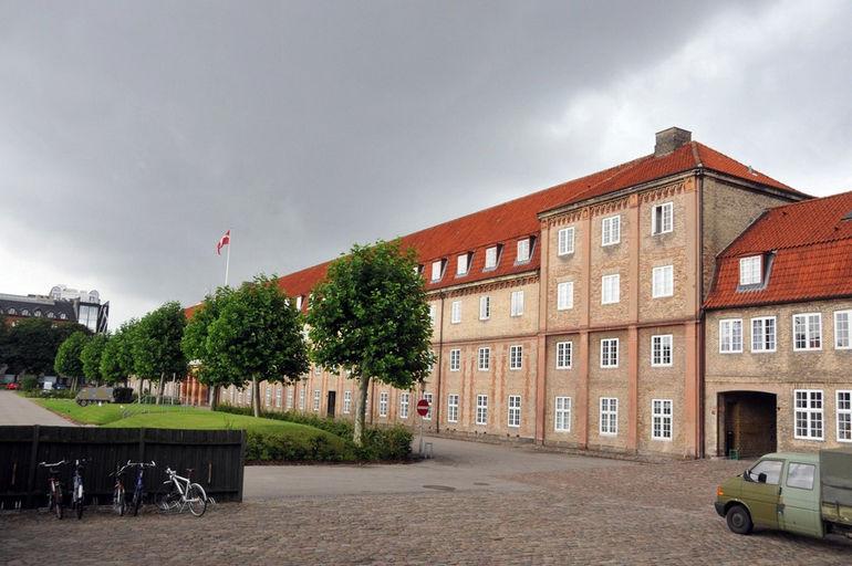 Rosenborg_Barracks