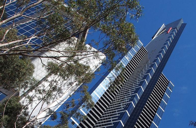 Башня Эврика в Мельбурне