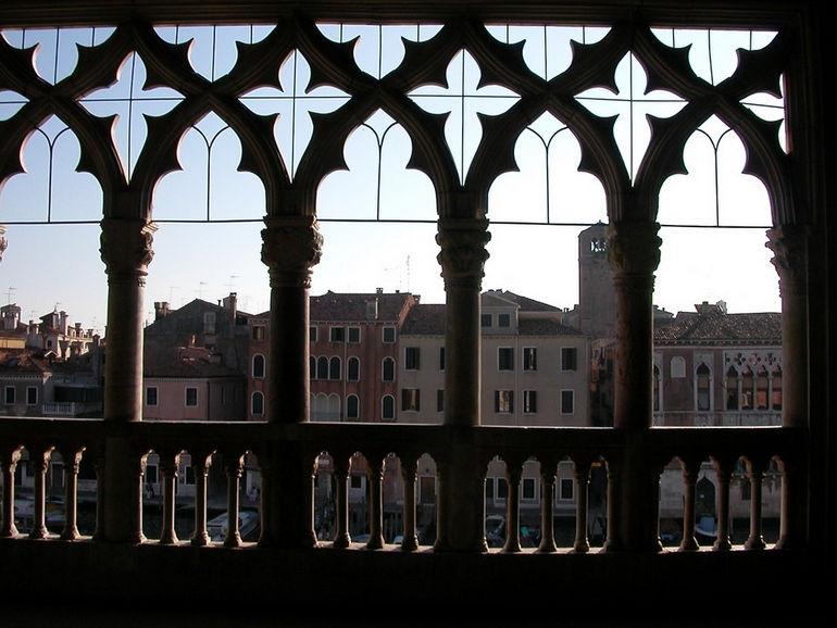 дворец Ка' д'Оро (палаццо Санта-София)