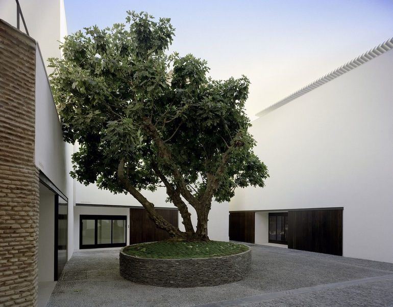 Gluckman Mayner Architects Museo Picasso Malaga