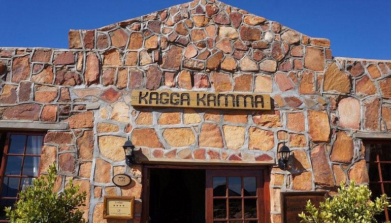 Отель Kagga Kamma