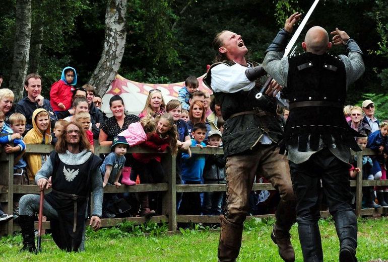 Фестиваль Robin Hood