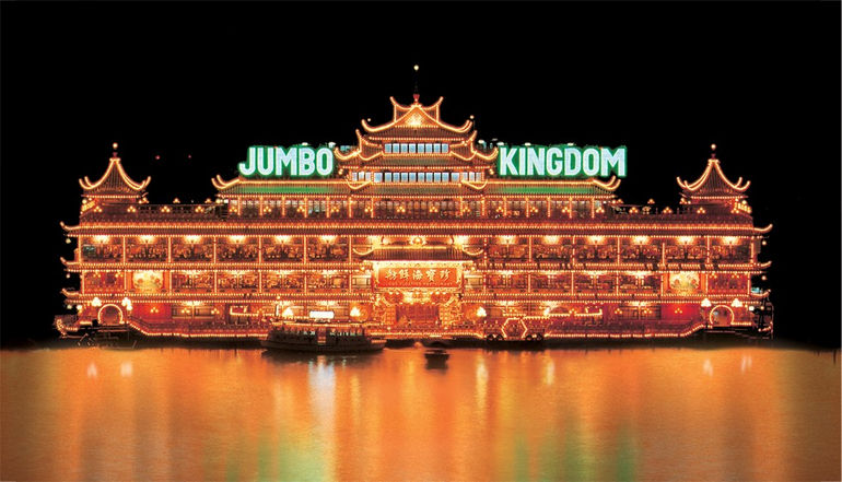 jumbo kingdom boat