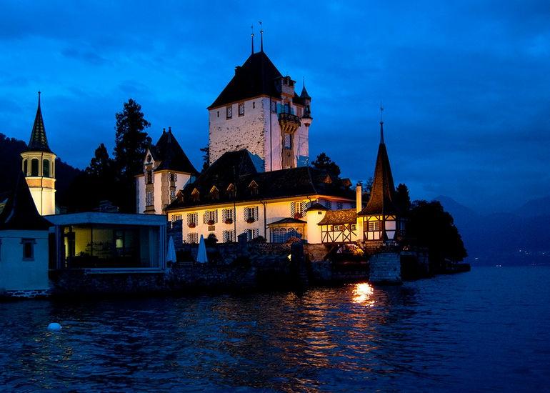 Замок Оберхофен: оплот мужественной борьбы за независимость (Швейцария)