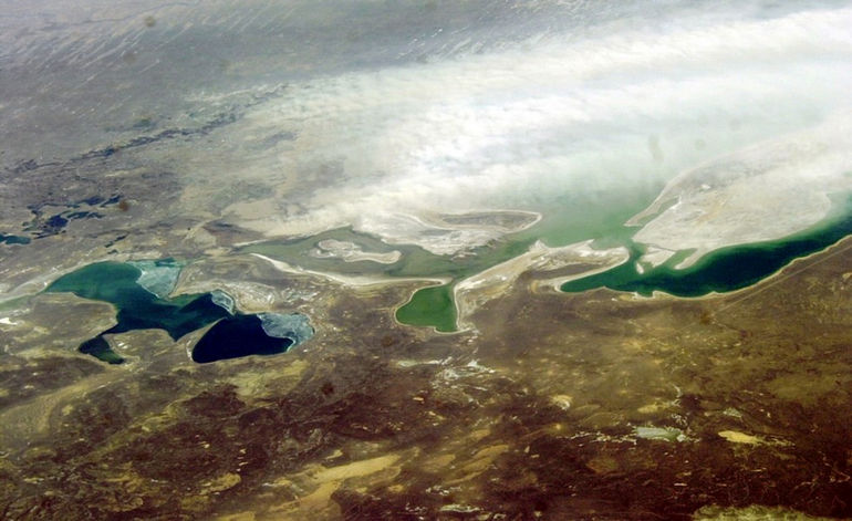 Реферат по теме экологическая катастрофа гибель аральское море 9556