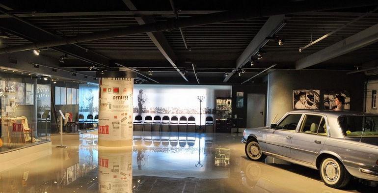 Музей Владимира Высоцкого в Екатеринбурге
