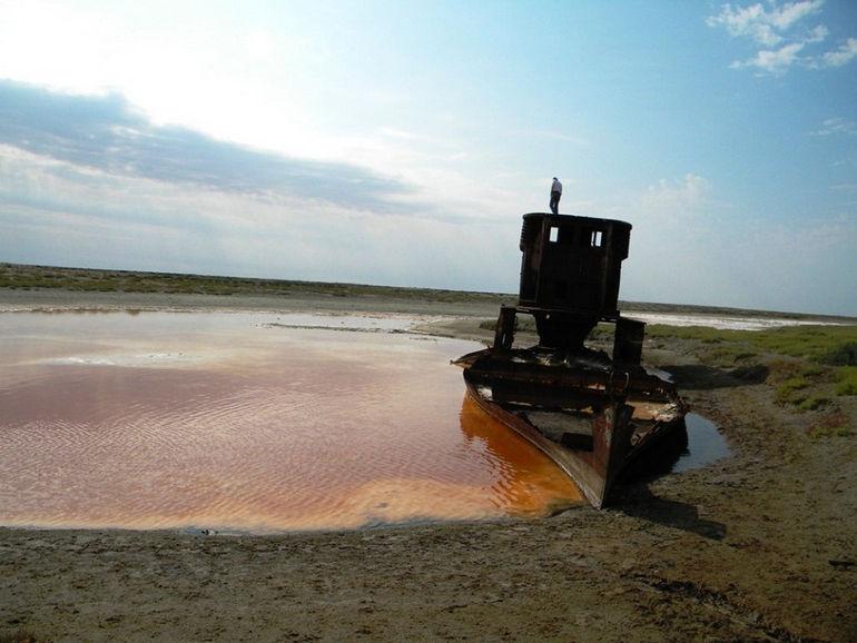 Гибель Аральского моря: экологическая катастрофа, вызванная человеком