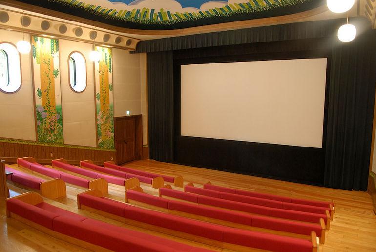 Ghibli Museum Tokyo, 10 December 2008