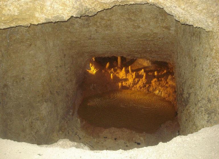 Harrison cave 8