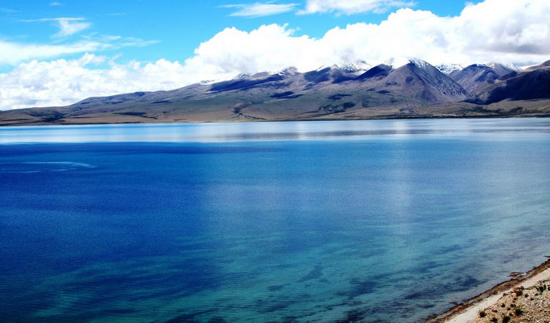 Озеро Манасаровар: священный водоем Тибета