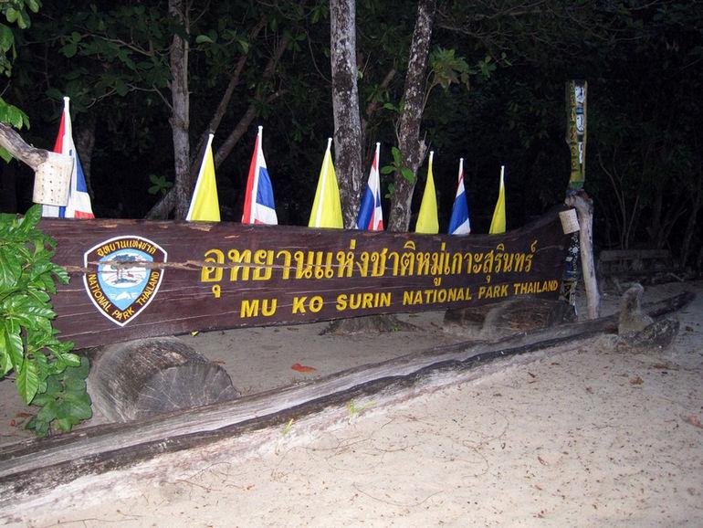 Mu-Koh-Surin-National-Park