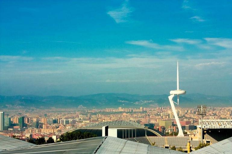 barcelona-tower