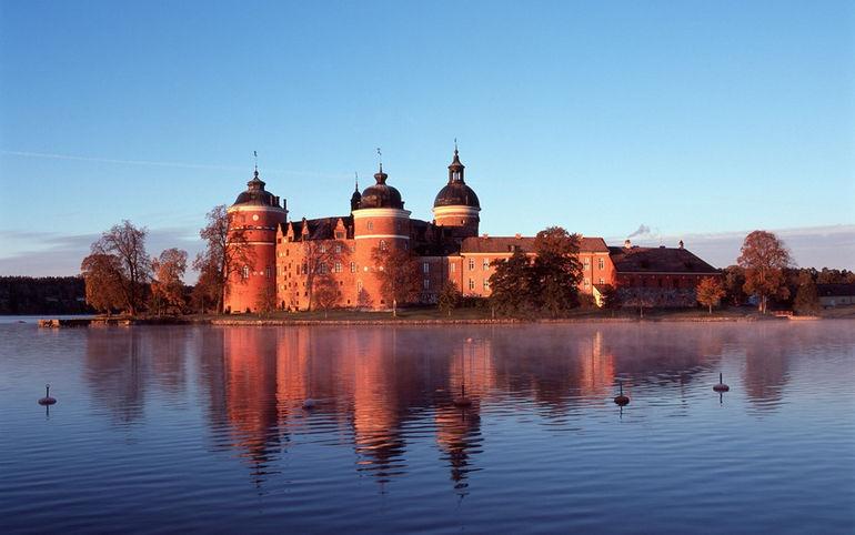 Грипсхольм: национальный монумент Швеции
