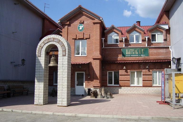 Первый специализированный колокольный завод в России