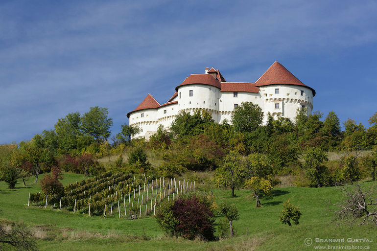 Велики Табор: прекрасно сохранившийся замок Средневековья (Хорватия)