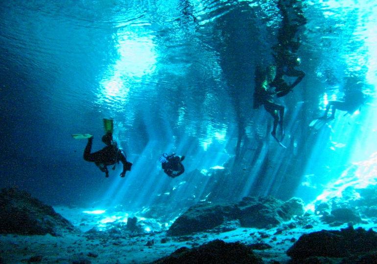 Сенотес: самая разветвленная пещерная система на планете (Мексика)