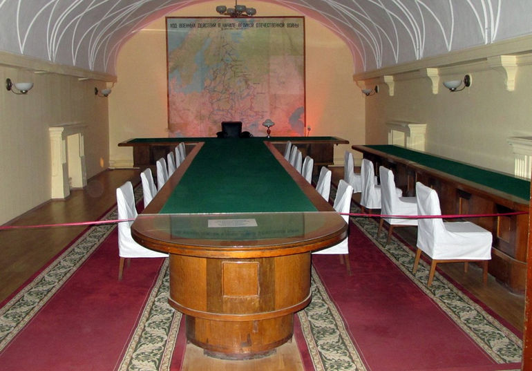 Stalin-Bunker-conference-room