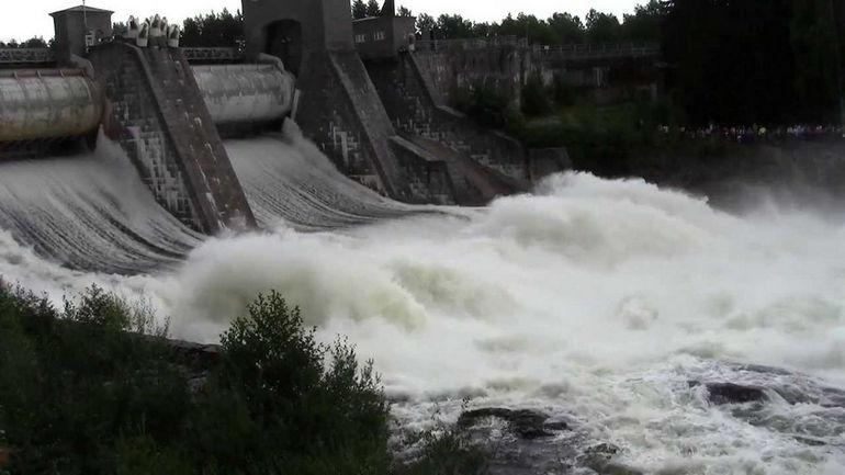 Иматранкоски: один из самых живописных водопадов Финляндии