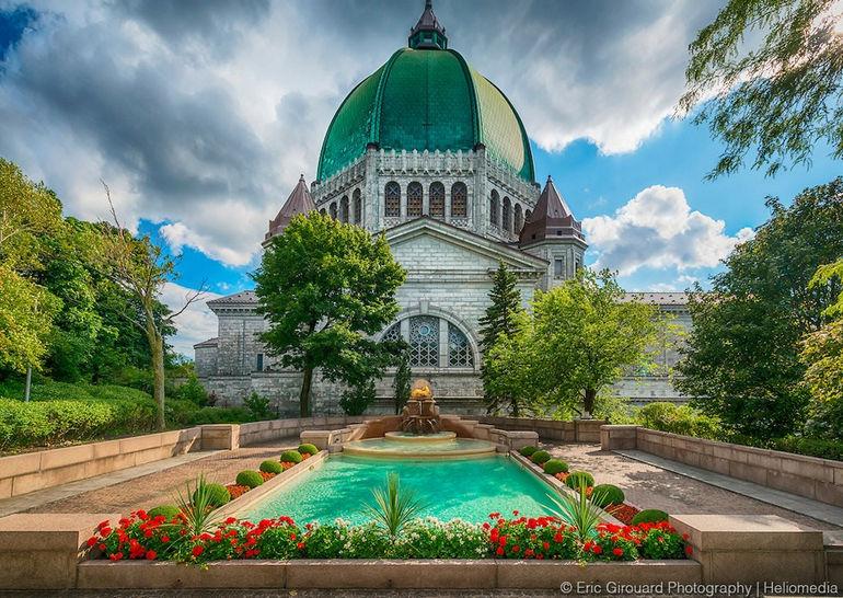Ораторий Сан-Жозеф: самая большая церковь в Канаде