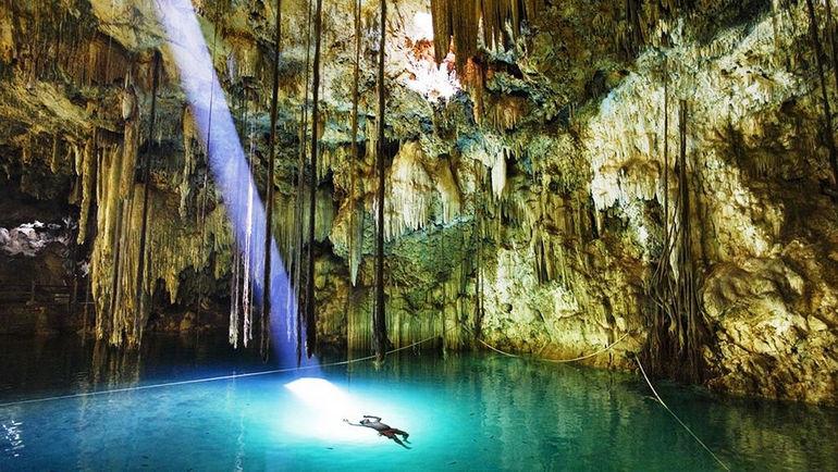 Крубера-Воронья: пещера, позволяющая исследовать свои глубины (Абхазия)